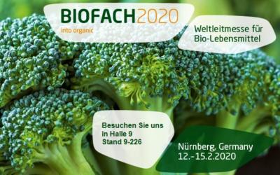 Impetus auf der Biofach 2020